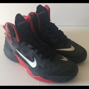 Nike Hyperfuse B-ball Shoes Mens Sz 12